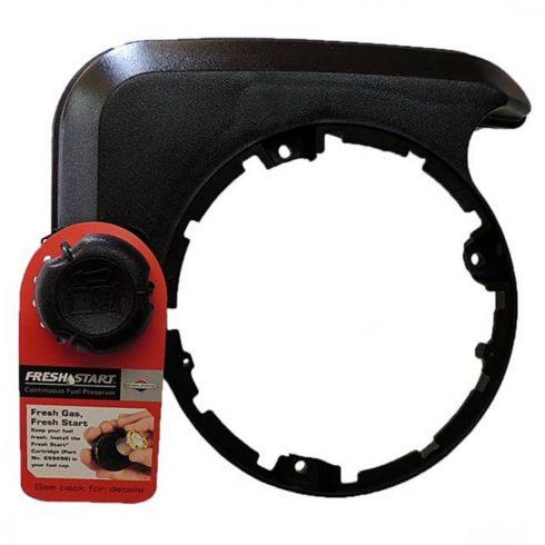 Briggs & Stratton® 699374 üzemanyagtank + üzemanyagsapka - 4,5 HP - 6,75 HP - Quantum - eredeti minőségi alkatrész*