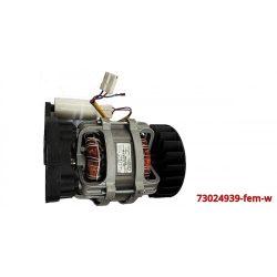 Agrimotor permetező villany motor 1000W - ( PSE 307 ) - KU 742 B7NP-2 - Made in Hungary - fém tengelyvéges - eredeti minőségi alkatrész * **