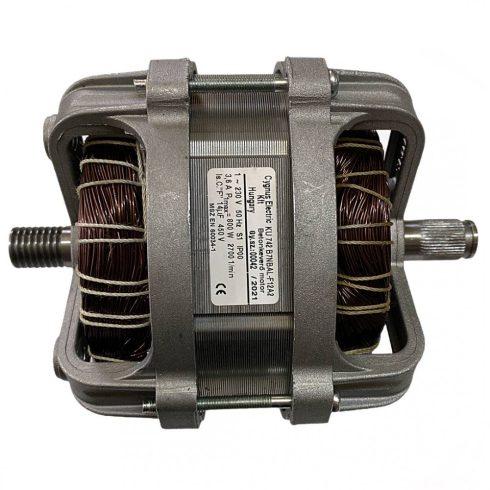"""Agrimotor® betonkeverő villanymotor 800 W - engine 800 W - Made in Hungary - """"C-F"""" eredeti minőségi alkatrész *"""