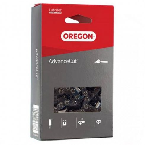 """Oregon® AdvanceCut™ láncfűrész lánc - 3/8"""" - 1.1 mm - 44 szem - 90PX044E - eredeti minőségi alkatrész*"""