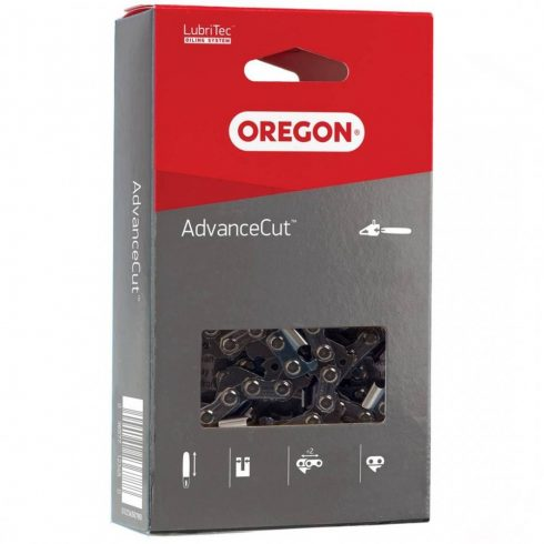 """Oregon® AdvanceCut™ láncfűrész lánc - 3/8"""" - 1,3mm - 48 szem - 91PX048E - eredeti minőségi alkatrész *"""