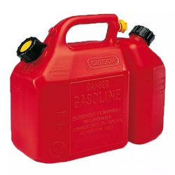 Oregon üzemanyagkanna  kombi -  6 / 2,5 liter - eredeti alkatrész * ** *** ****