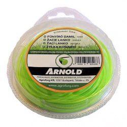 Arnold fűkasza damil 1.6 mm kerek profil - 15 m - eredeti alkatrész * ** ***