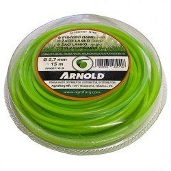 Arnold fűkasza damil 2,7 mm kerek profil - 15 m - eredeti alkatrész * ** ***