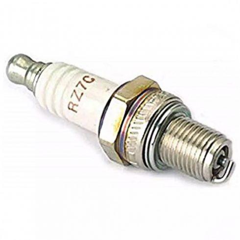Champion gyújtógyertya  RZ7C -  NGK CMR7H-nak megfelelő - 2 ütemű motorokhoz- eredeti minőségi alkatrész*