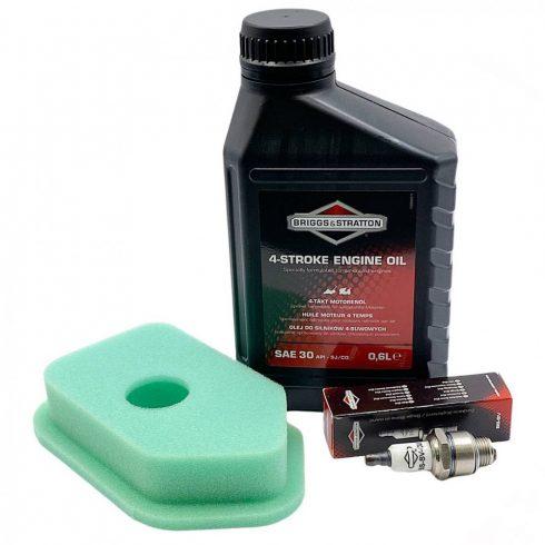 Briggs & Stratton karbantartó készlet - Classic - Sprint - régi típusú motorokhoz - eredeti minőségi alkatrész * **