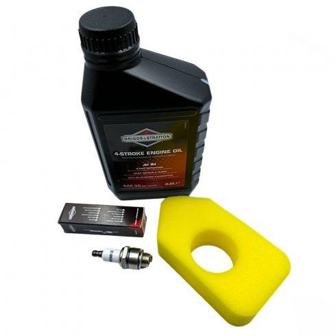 Briggs & Stratton karbantartó készlet - Classic - Sprint - Quattro - 450-550 típusú motorokhoz - eredeti minőségi alkatrész*