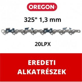 """OREGON LÁNCFŰRÉSZ  LPX LÁNC 325"""" - 1,3 mm"""