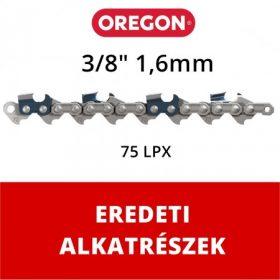 """OREGON LPX LÁNCFŰRÉSZ LÁNC  3/8"""" - 1,6 mm"""