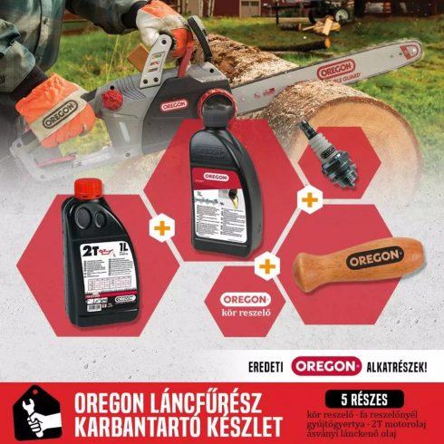 Oregon® eredeti minőségi láncfűrész karbantartó készlet - 5 darabos * ** ***