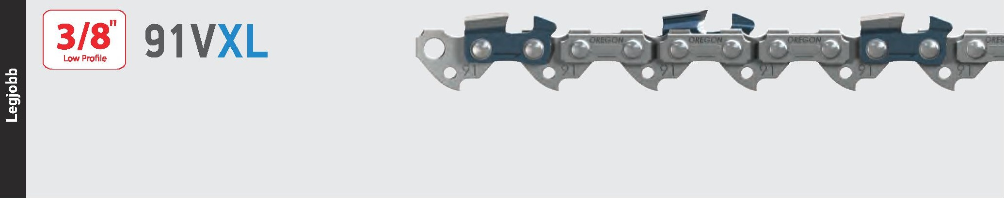 Oregon 91VXL láncfűrész lánc