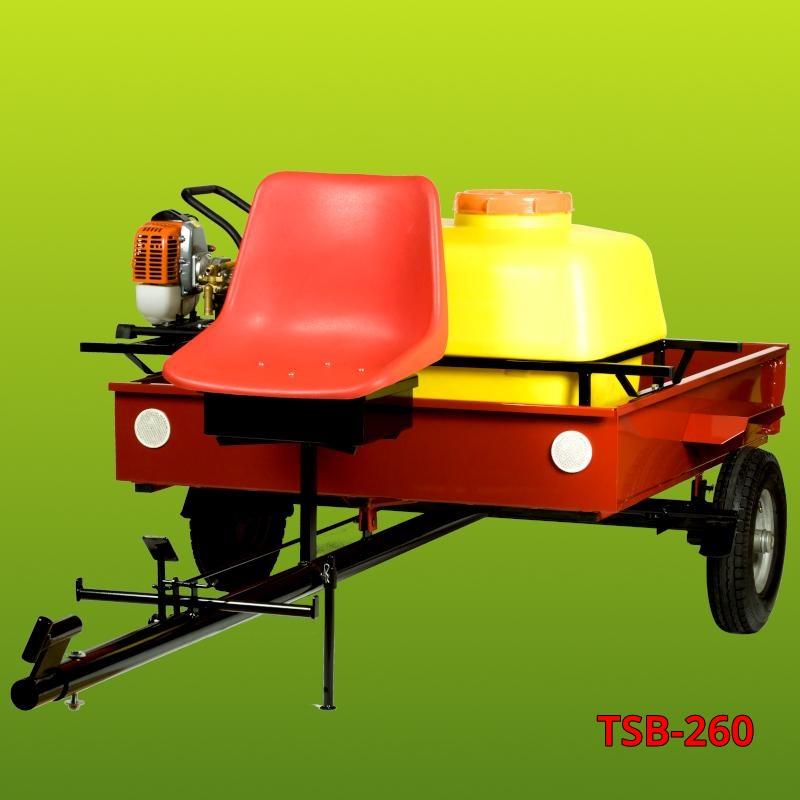 Agrimotor TSB260 talicskás permetező