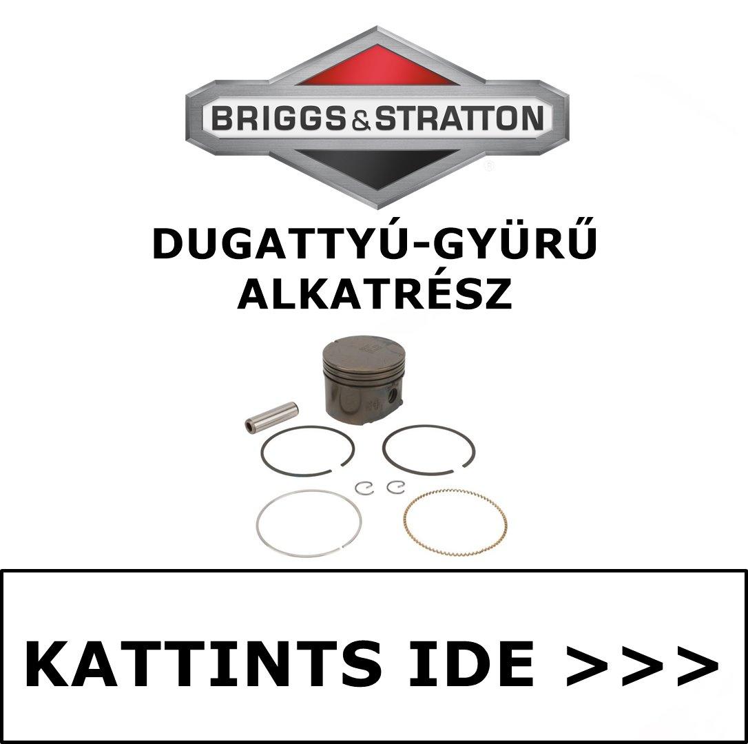 Briggs & Stratton dugattyú gyűrű alkatrész
