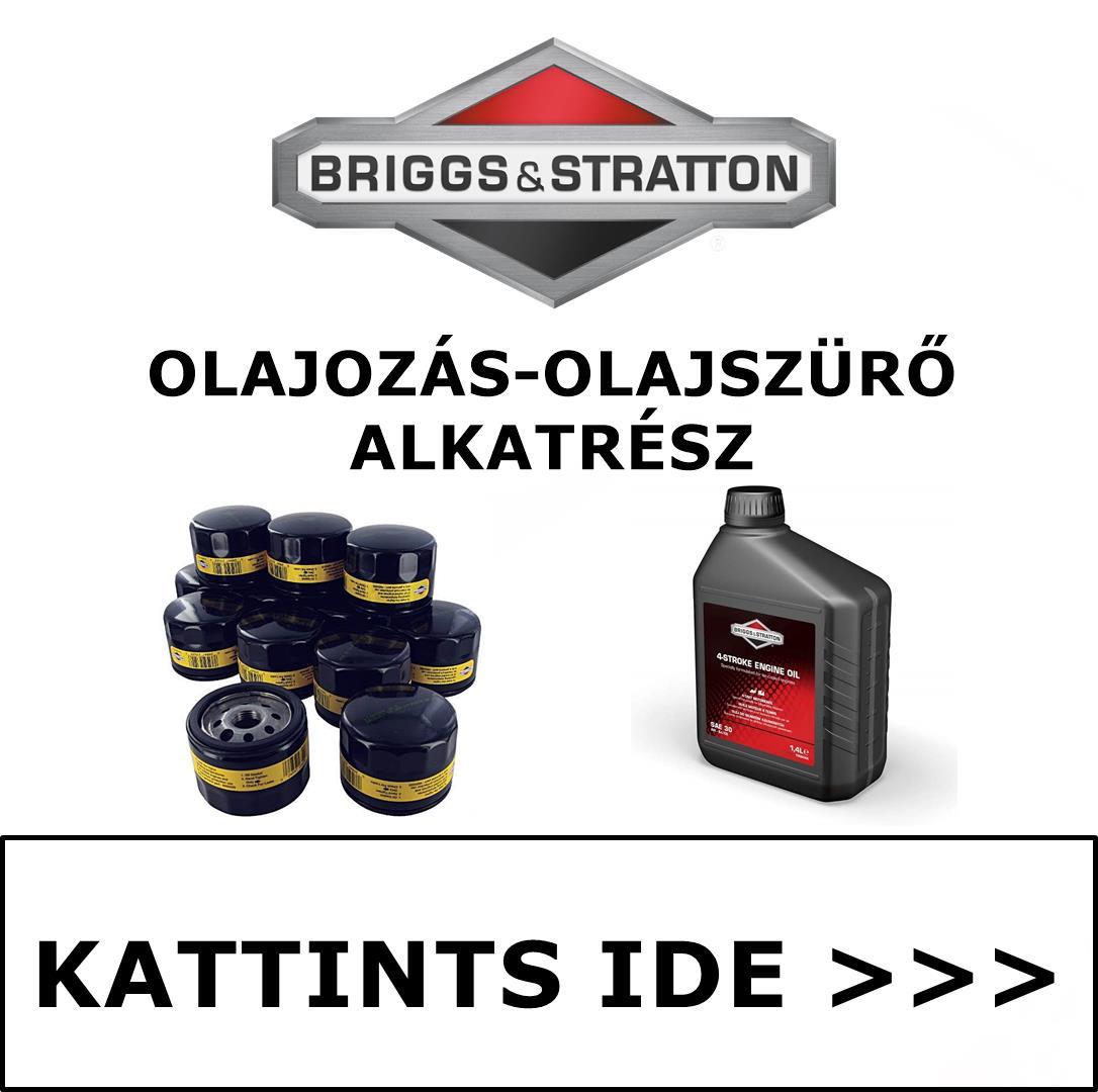 Briggs & Stratton olajozás olajszűrő alkatrész