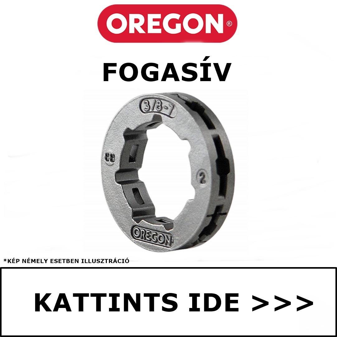 Oregon fogasív