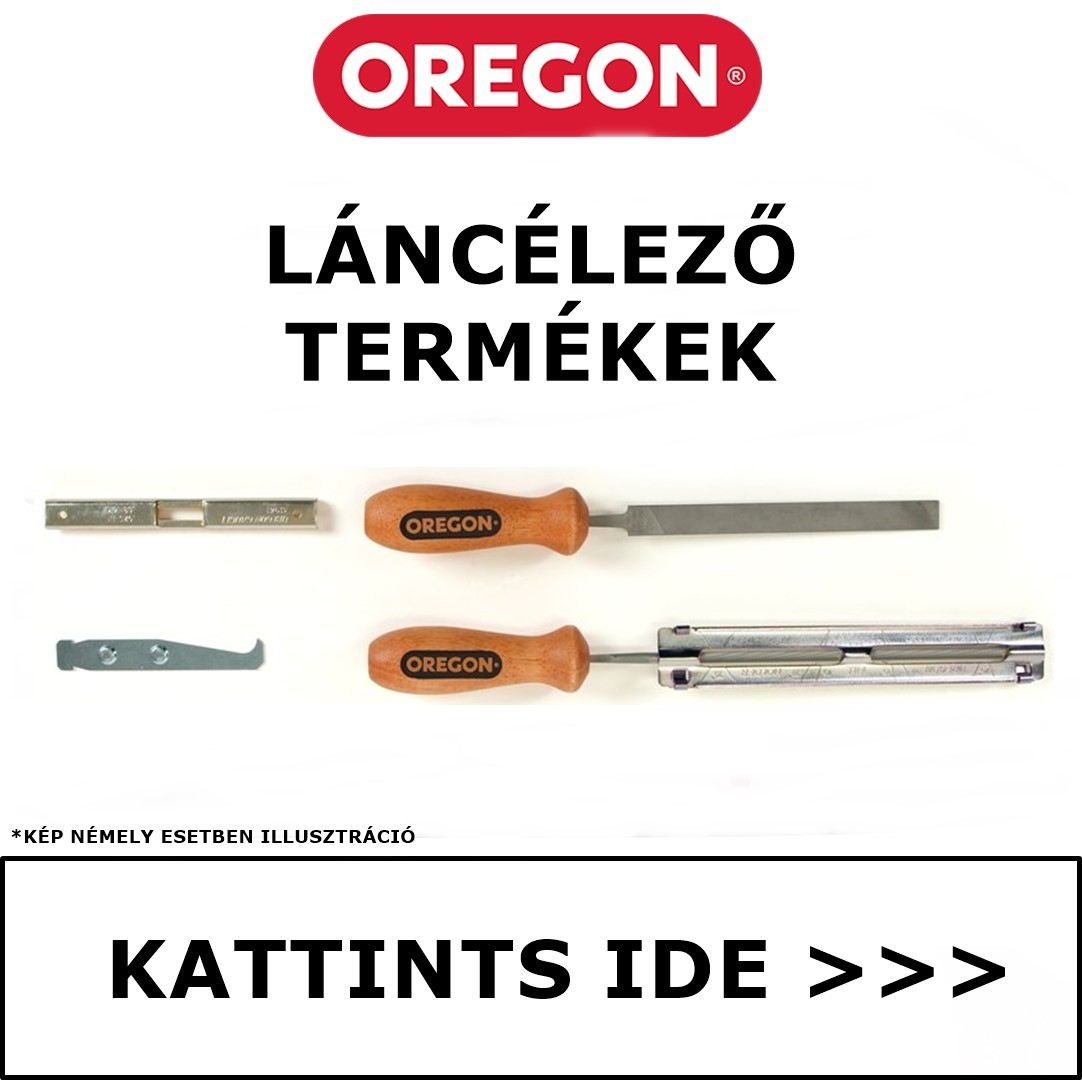Oregon láncélező termékek
