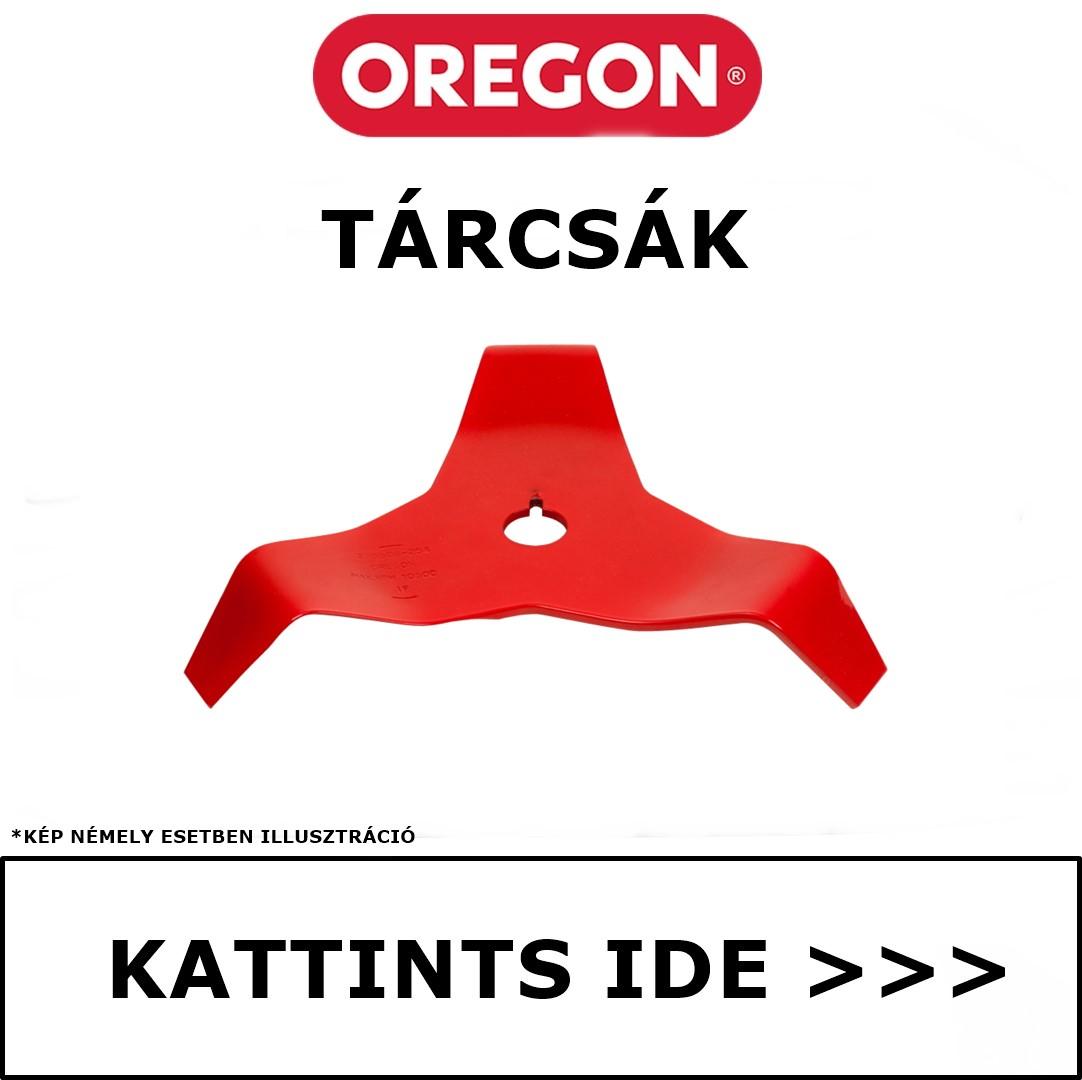Oregon bozótvágó kések - tárcsák